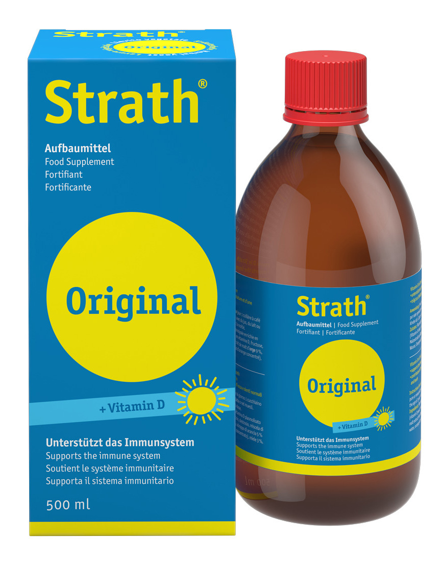 Strath Food Supplement